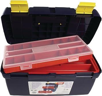 Caja de herramientas + sortiments – Juego de cajas para ...