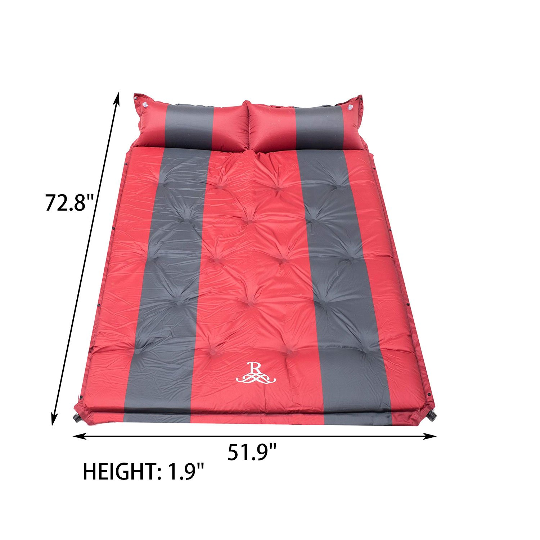 Amazon.com: BELLAMORE - Almohadilla autoinflable para dormir ...