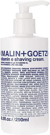 Malin + Goetz Vitamin E Shaving Cream, 250ml