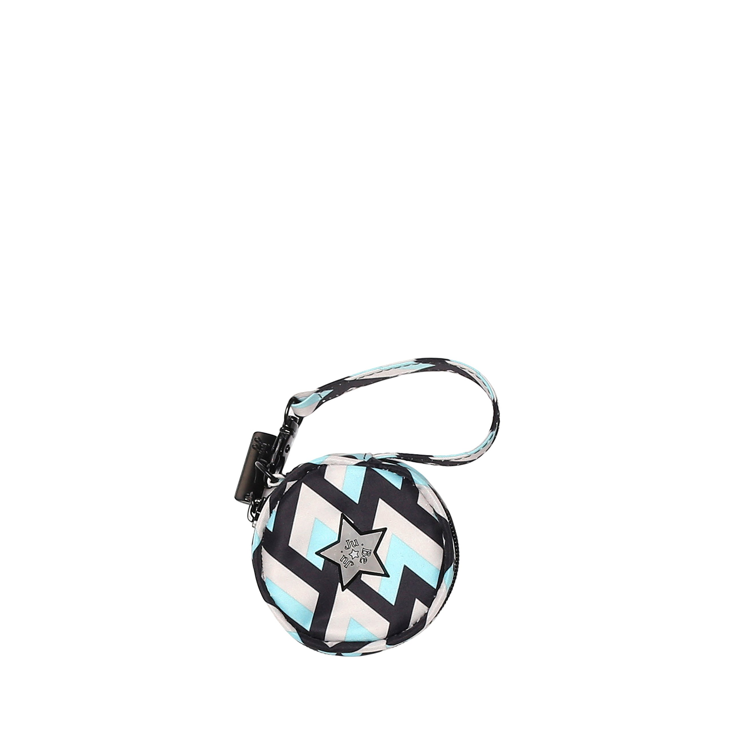 Ju-Ju-Be Onyx Collection Paci Pod Pacifier Holder, Black Diamond