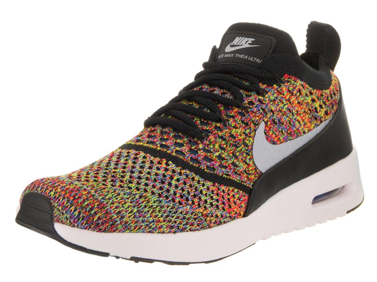 Nike SportswearAIR MAX THEA Ultra Flyknit - Zapatillas - Bright Crimson/Wolf Grey/Black
