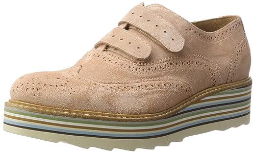 Zinda 2775-P, Mocasines para Mujer, Rosa (Nude 000), 40 EU: Amazon.es: Zapatos y complementos