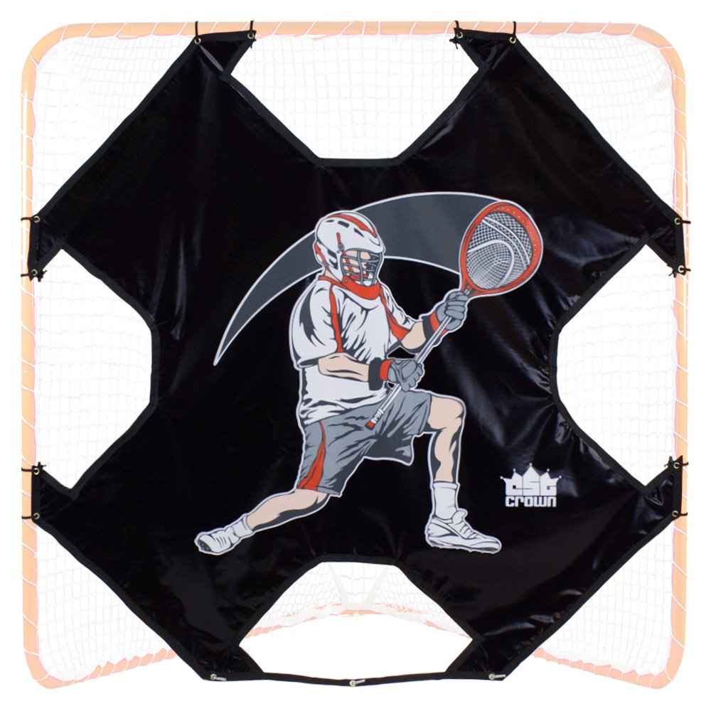 Lacrosse Goal Practice Target (Goal Not Included) - Fits Any Standard Size Lacrosee Goal!