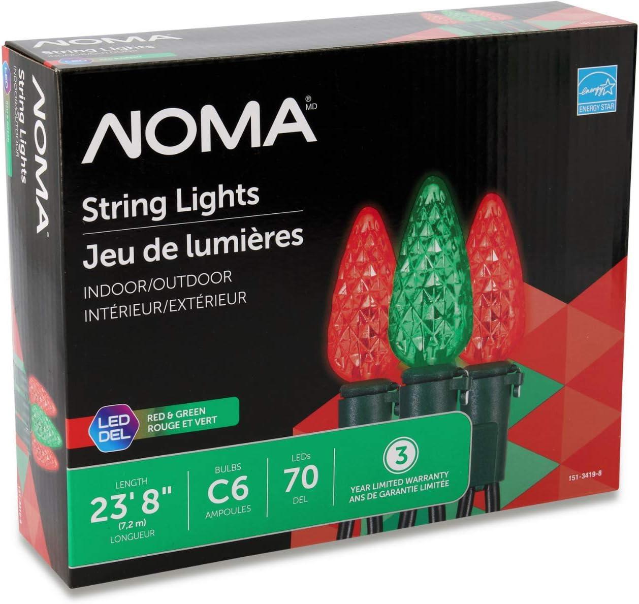 C6 Christmas Bubble Light Tester//Display Unit GREEN Noma Paramount