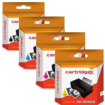 Juego de 4 cartuchos de tinta compatibles con T0891 T0892 T0893 ...
