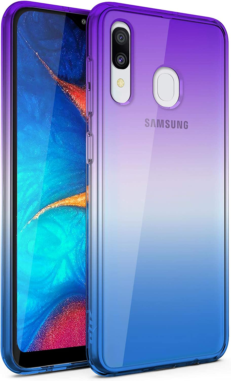 ZIZO Refine Series - Carcasa Ultrafina para Samsung Galaxy A20 ...