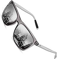 Polarized Vintage Sunglasses For Men - SUNMEET Mens Retro Sun Glasses UV400 S1001