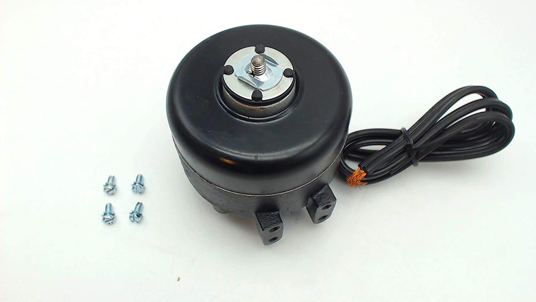 800402 Bearing Motor Condenser and Evaporator Compatible With True Refrigerators