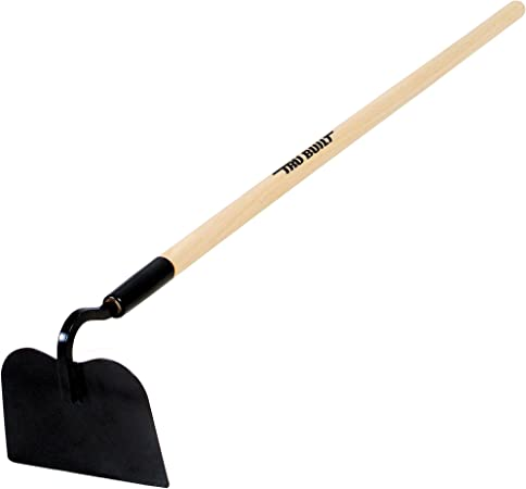 Wood Handle Truper 34142 Forged Scuffle Hoe
