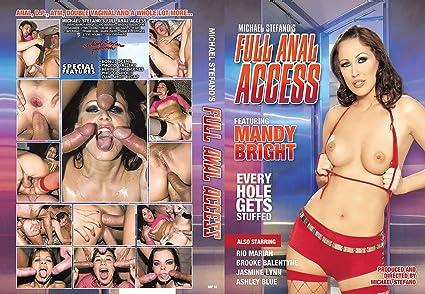 Ashley blue full anal access