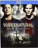 Sobrenatural - Temporada 4 [Blu-ray]