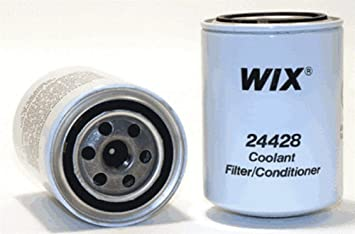 WIX Filters 24090 Heavy Duty Coolant Spin-On Filter Pack of 1