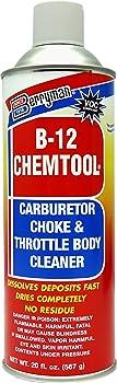 Berryman 0120C Choke & Throttle Body Cleaner