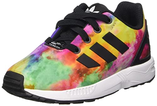 57acb2dce9a1a1 adidas Baby Girls  Zx Flux Baby Shoes