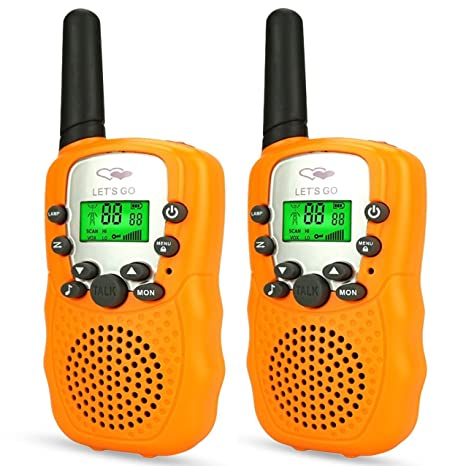 Amazon.com: DIMY Toys for 3-12 Year Old Boys, Walkie Talkies for ...