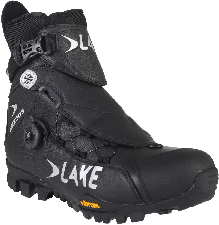 Lake MXZ 303X Wide Winter Cycling Shoes