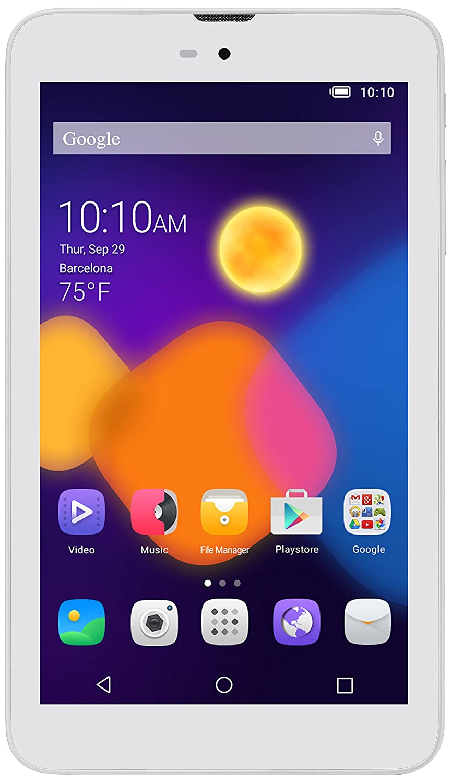 Alcatel One Touch 9002X 4GB 3G White - Tablet (Minitableta, IEEE ...