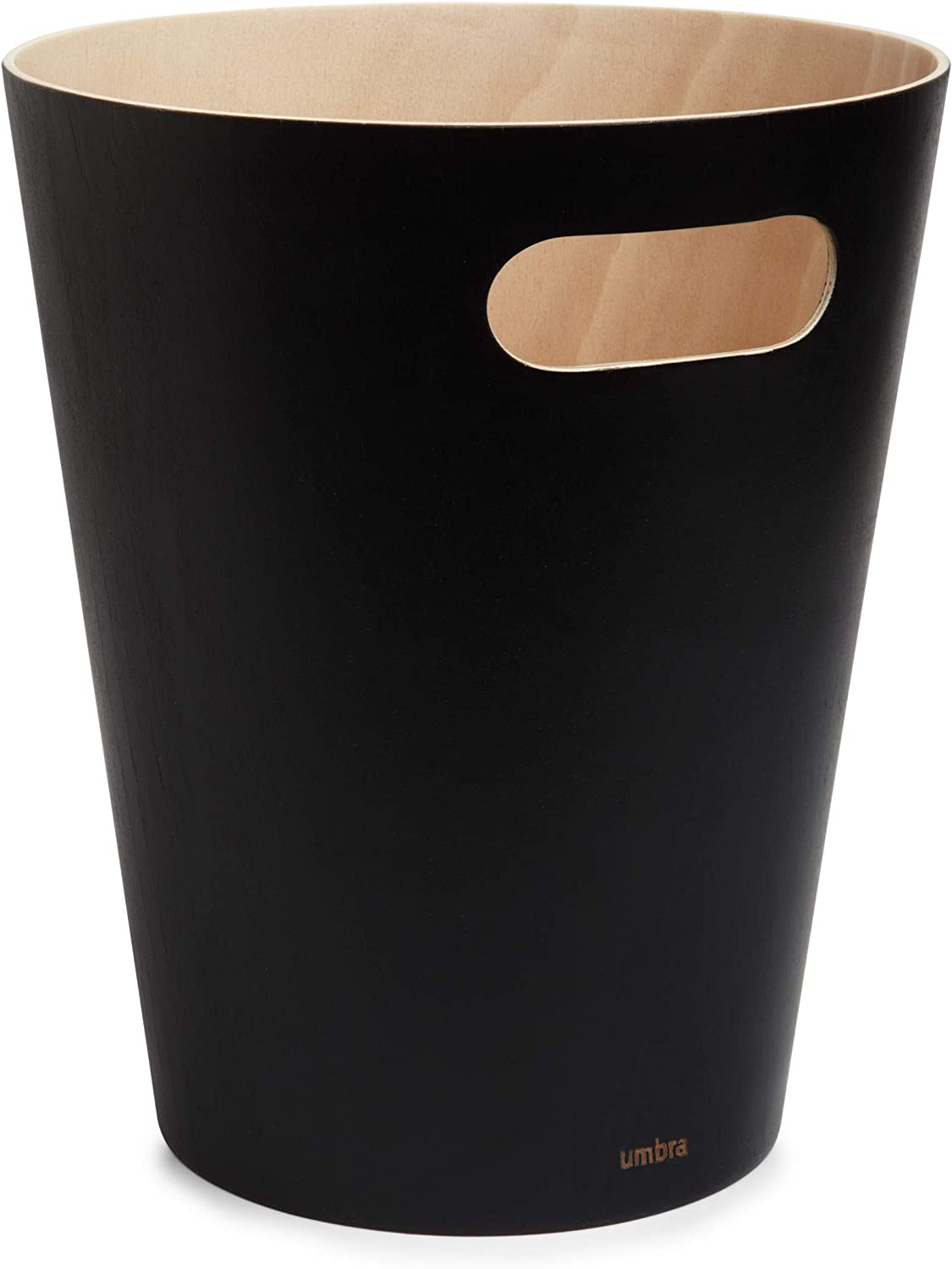 4 Premium Tailor-Garbage Cans Boxes for 240 Litre Cans Anthracite//Front-Precious Wood