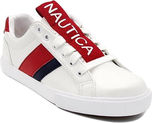 Nautica Women Fashion Sneaker Casual