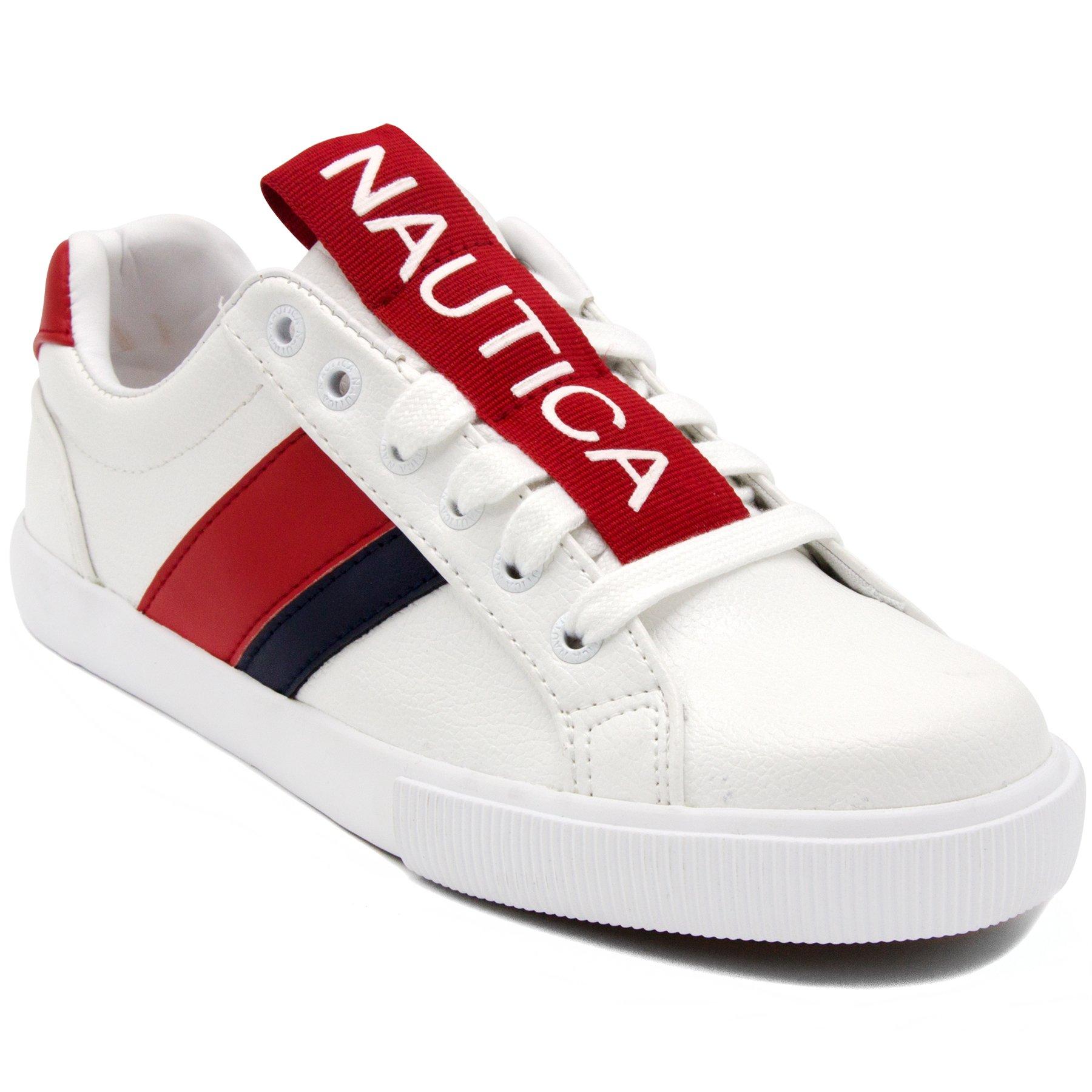 Nautica Women's Steam Sneaker