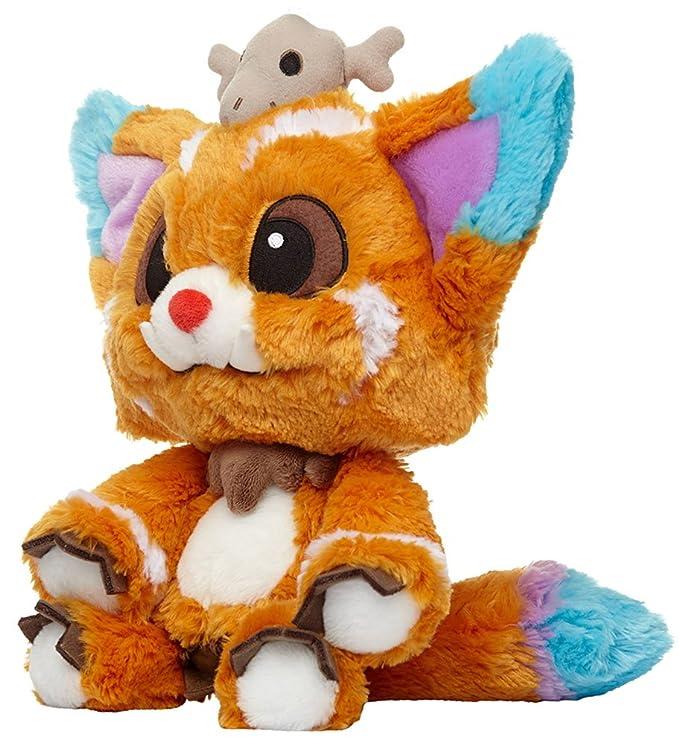 Amor L peluches Gnar Gnar figura juguete LOL peluche Gnar figura: Amazon.es: Juguetes y juegos