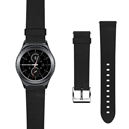 Amazon.com: Gear S2 Classic Smartwatch Band, J&D [Classic ...
