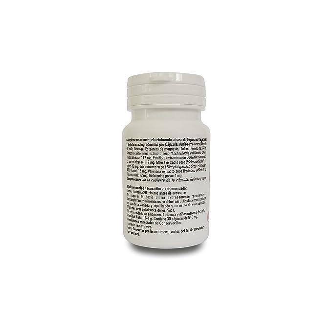 H4U - H4U Melatonina 30 cápsulas 1.8 mg: Amazon.es: Salud y cuidado personal