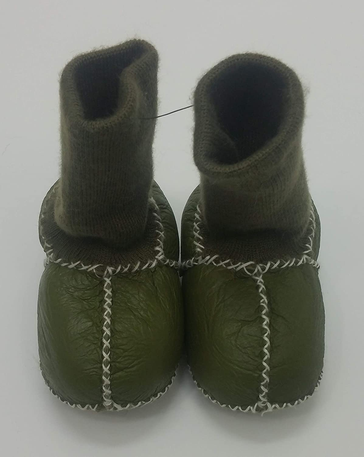 Hima Uni-Sex Toddler Baby Shearling Booties