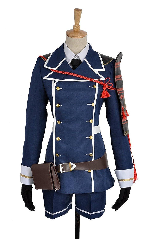 Touken Ranbu Yagen Toushirou battlefram e traje de Cosplay