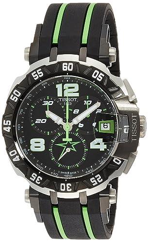 Reloj Tissot T-Race Nicky Hayden edición limitada 2015 mundo 4999 edición limitada t0924172705701 hombre [Regular importados]: Amazon.es: Relojes