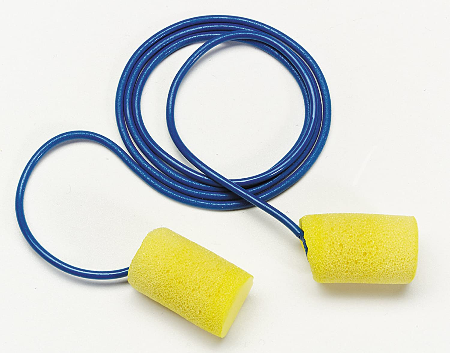 3M E-A-R Classic Metal Detectable Earplugs, Hearing Conservation 311-4101 in Poly Bag by 3M   B008MCTMT8
