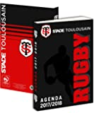 Agenda scolaire Toulouse 2017 / 2018 - Collection officielle Stade Toulousain - Rentrée scolaire - Rugby Top 14
