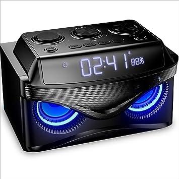 Review XHZNDZ Wireless Bluetooth Speaker