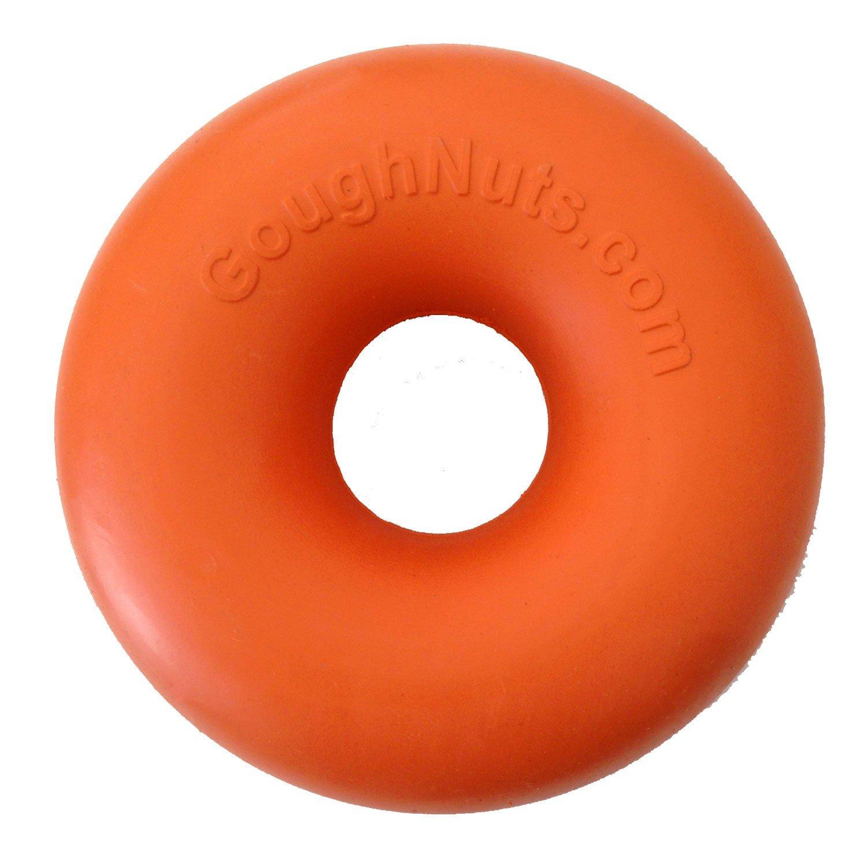 Goughnuts Dog Chew Ring Original orange by Goughnuts
