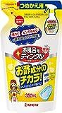 お風呂用ティンクル 浴室・浴槽洗剤 水垢落とし 詰め替え 350mL