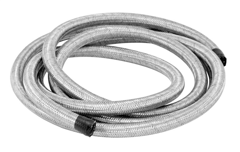 Spectre Performance (29410) 3/8'' x 10' Stainless Steel Flex Fuel Line