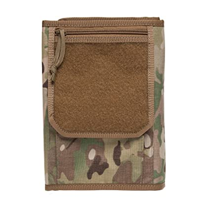 tactical notebook covers trifold leaders book system black