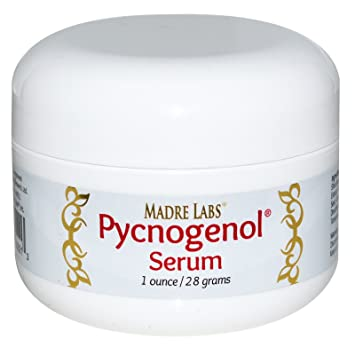 Amazon Com Madre Labs Pycnogenol Serum Cream Soothing And Anti