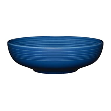 Fiesta 68 oz Bistro Serving Bowl, Large, Lapis
