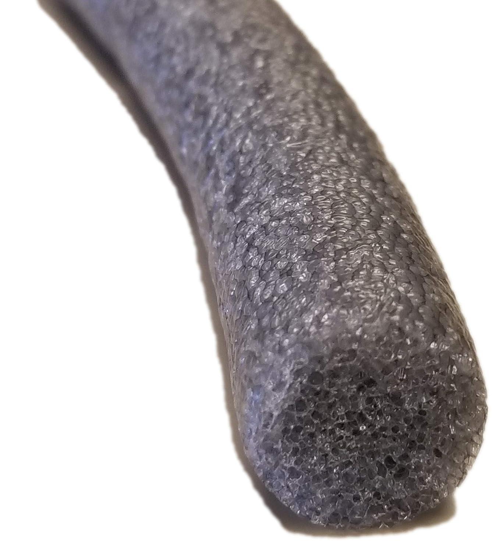 Sashco Pre-Caulking Filler Rope Backer Rod 5/8-Inch x 50-Feet, Grey Sashco Sealants 30623 772798