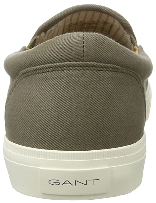 GANT Hero, Mocasines para Hombre, Grün (Army Green), 40 EU: Amazon.es: Zapatos y complementos