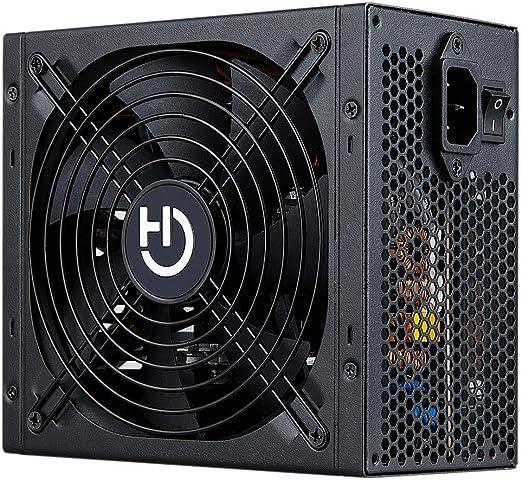 Hiditec | Fuente de Alimentación para PC BZ650w | Fuente de ...