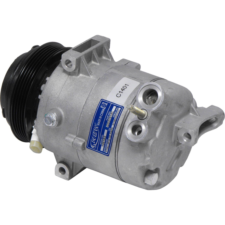 UAC CO 21519C A//C Compressor and Clutch