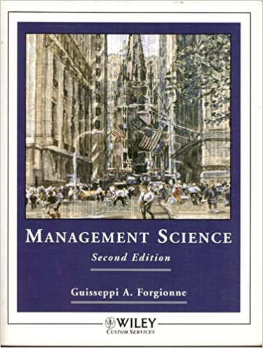 Read e-book introduction to management science sang m. Lee [pdf f….