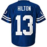6e10279e6ed Outerstuff T.Y. Hilton Indianapolis Colts  13 Blue Toddler Home Player  Jersey