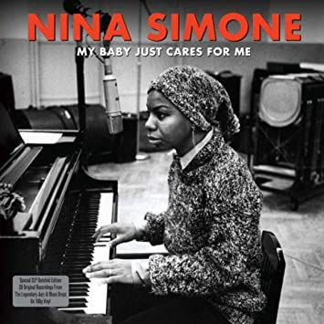 Nina Simone My Baby Just Cares For Me 2lp Gatefold 180g Vinyl