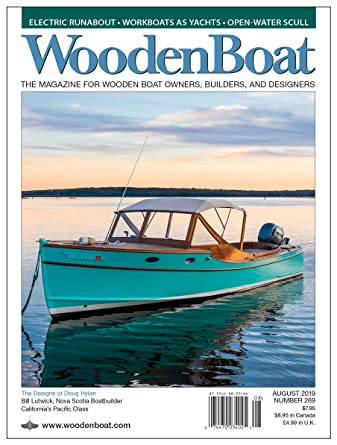 Amazoncom Woodenboat Kindle Store
