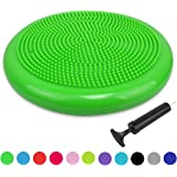 Trideer Inflated Balance Wobble (Green, 34 cm)
