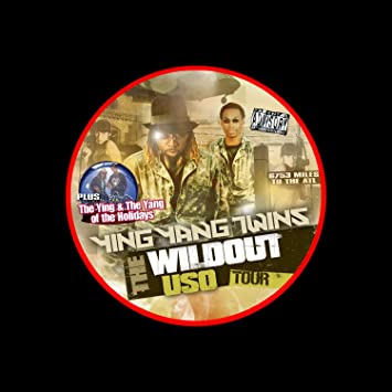 Ying Yang Twins Christmas.Ying Yang Twins Wildout Uso Tour With Christmas Songs