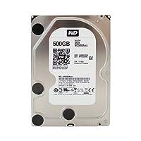 Western Digital WD Blue Interne Festplatte 3,5' (8,9 cm) Desktop HDD SATA 6 Gb/s - recertified, Kapazität:500GB, Cache/RPM:16MB. 7.200 U./Min.